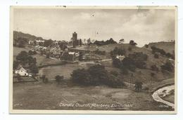 Postcard  Wales Llanhillith Christs Church Aberbeeg Posted 1944  Monmouthshire - Monmouthshire