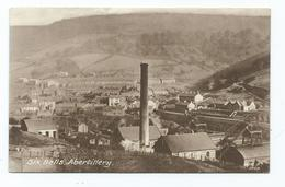 Postcard  Wales Llanhillith Six Bells Colliery Un Posted  Coal Mine  Monmouthshire - Monmouthshire