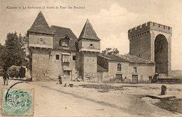 CAHORS     La Barbacane - Cahors