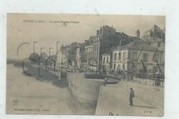 Redon (35) : Le Quay Duguay-Trouin En 1906  (animé) PF - Redon