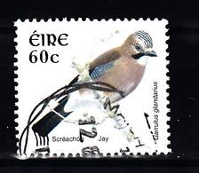 Ierland 2002 Mi Nr 1446, Vogel, Bird, Vlaamse Gaai , Gay - 1949-... Republiek Ierland
