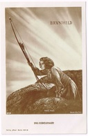 FRITZ Lang UFA-Film 1924: Nibelungen Brunhild - Otros