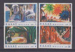 Greece 1978 Fairy Tales 4v ** Mnh (43480) - Griekenland
