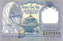 NEPAL 1 RUPEE ND1991 UNC P 37 - Népal