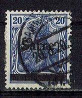 Saargebiet 1920 // Mi. 8 O - 1920-35 Società Delle Nazioni