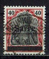Saargebiet 1920 // Mi. 12 O - 1920-35 Società Delle Nazioni