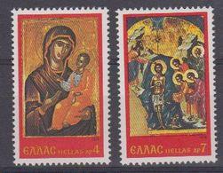 Greece 1978 Christmas 2v ** Mnh (43481A) - Griekenland