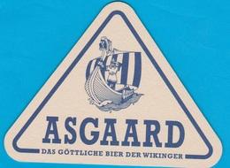 Asgaard - Brauerei Schleswig ( Bd 2284 ) - Bierdeckel