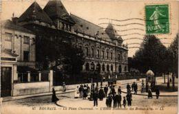 CPA ROUBAIX Place Chevreuil Ecole Nationale Des Beaux-Arts (864967) - Roubaix