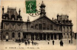 CPA ROUBAIX La Gare (864971) - Roubaix
