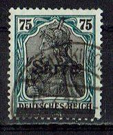 Saargebiet 1920 // Mi. 15 O - 1920-35 Società Delle Nazioni