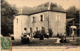 CPA LE CHESNOIS Maison Des Excursionnistes Parisiennes (864715) - Autres Communes