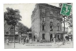 94/ VAL De MARNE...CHOISY LE ROI. Le Restaurant Pompadour - Choisy Le Roi