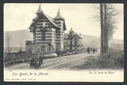 +++ CPA - Les Bords De La Meuse - Sur La Route De DAVE - Nels Série 7 N° 87  // - Namur