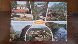 34 - Lamalou Les Bains Et Ses Environs - Multivues - Lamalou Les Bains