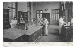 75/ PARIS...75020 PARIS XXe.. Hôpital Tenon. La Pharmacie - Arrondissement: 20