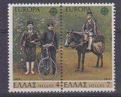 Europa Cept 1979 Greece 2v ** Mnh (43483B) - Europa-CEPT