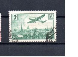 France PA N° 14 Oblitéré Signé 2 Fois.  A Saisir !!! - 1927-1959 Oblitérés