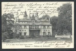 +++ CPA - BOUSSU - Château De NEDONCHEL - DVD 5952   // - Boussu
