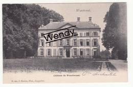 Wuustwezel (château De Wuestwezel) Uitg. Hoelen N° 212 - Wuustwezel