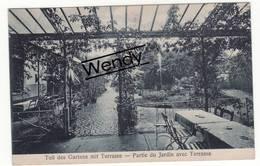 Echternach (Grand Hotel Bellevue - Partie Du Jardin Avec Terrasse) - Echternach