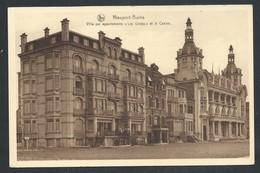 "+++ CPA - NIEUPORT - NIEUWPOORT - Villa Par Appartements ""Les Ondes"" Et Le Casino - Nels  // - Nieuwpoort"