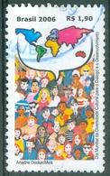 BRAZIL #2649  - CULTURAL DIVERSITY   -  2006  USED - Brazil