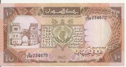 SOUDAN 10 POUNDS 1990 XF+ P 41 C - Sudan