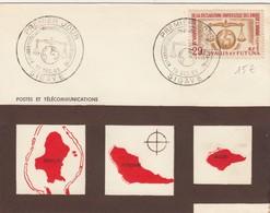 WALLIS ET FUTUNA PREMIER JOUR DECLARATION DROITS DE L'HOMME 10 12 1963. SIGAVE - Wallis-Et-Futuna