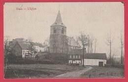 Ohain / Lasne - L'Eglise Et … Quartier Environnant ( Voir Verso ) - Lasne