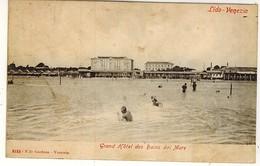 VENEZIA LIDO GRAND HOTEL DES BAINS DAL MARE - Venezia