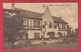 Ohain / Lasne - Châlet Du Gros Tiène ( Voir Verso ) - Lasne