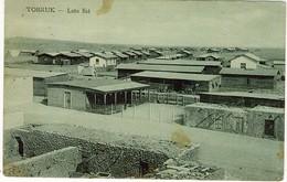 LIBIA TOBRUK LATO EST - Libya
