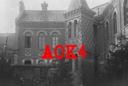 02 Aisne ORIGNY EN THIERACHE Hospice Kriegslazarett 32B 1918 Occupation Allemande Hirson - Otros Municipios