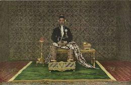 Indonesia, JAVA YOGYAKARTA DJOKJA, 8th Sultan Hamengkubuwono VIII (1920s) - Indonesië
