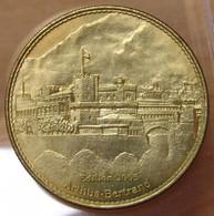 Médaille Touristique MONACO 2005 Le Palais Princier - Arthus Bertrand