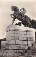 AP56 Figure Of Energy, Rhodes Memorial, Rondebosch - RPPC - South Africa