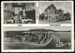 Ansichtskarte Eupen Cafe Restaurant Schneider Camping Belgien  - België