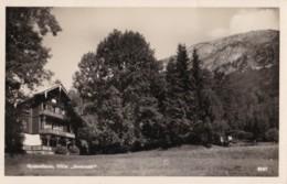 AQ39 Grundlsee, Villa Seerose - RPPC - Austria