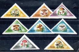 Pologne  / Série N 959 à 966 / NEUFS** / Côte 13 € - 1944-.... République