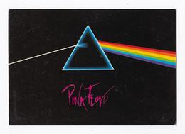 PINK FLOYD Carte Postale N° P.c. 169  Roger WATERS   David GILMOUR   Syd BARRETT  Richard WRIGHT - Musique Et Musiciens