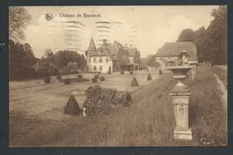 +++ CPA - Château De BARCENAL - Ciney - Nels    // - Ciney