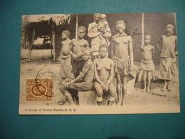 EAST AFRICA AND UGANDA PROTECORATES   1916 - Uganda