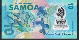 SAMOA NLP 10 TALA 2019 COMMEMORATIVE UNC. - Samoa