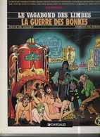 Vagabond Des Limbes T 07 Le Labyrinthe Virginal RE BE DARGAUD  04/1991  UNIVERS DE LA GUILDE  Godard Ribera  (BI1) - Vagabond Des Limbes, Le