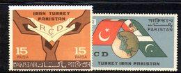 APR1781 - PAKISTAN 1965 , Serie Yvert N. 21/216  ***  MNH  (2380A) - Pakistan