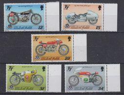 Isle Of Man 1987 TT Races 5v ** Mnh (43490A) - Man (Eiland)