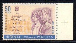 APR1784 - PAKISTAN 1967 , Serie Yvert N. 243  ***  MNH  (2380A) Scià - Pakistan