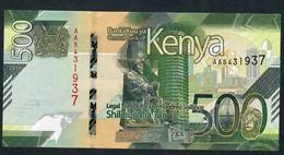KENYA NLP 500 SHILLINGI 2019 #AA UNC. - Kenia