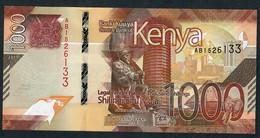 KENYA NLP 1000 SHILLINGI 2019 #AB UNC. - Kenya